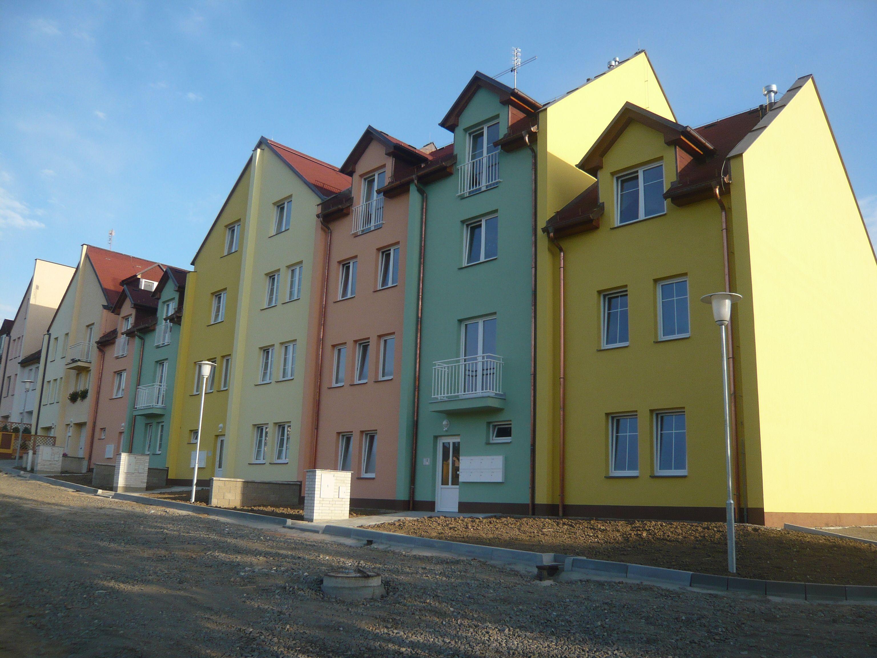 Elektroinstalace - Bytové domy - Borotín