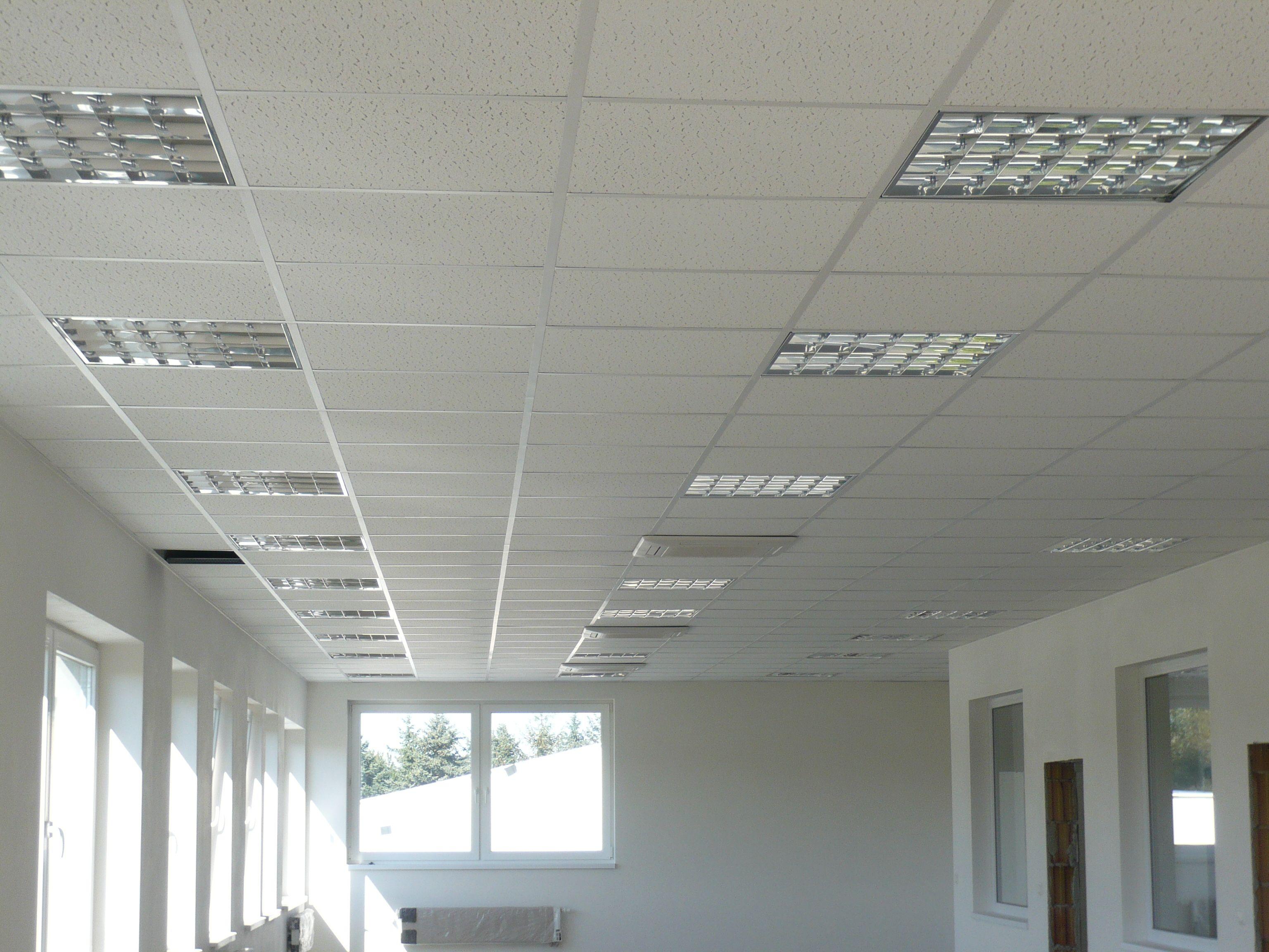 Osvětlení - kanceláře