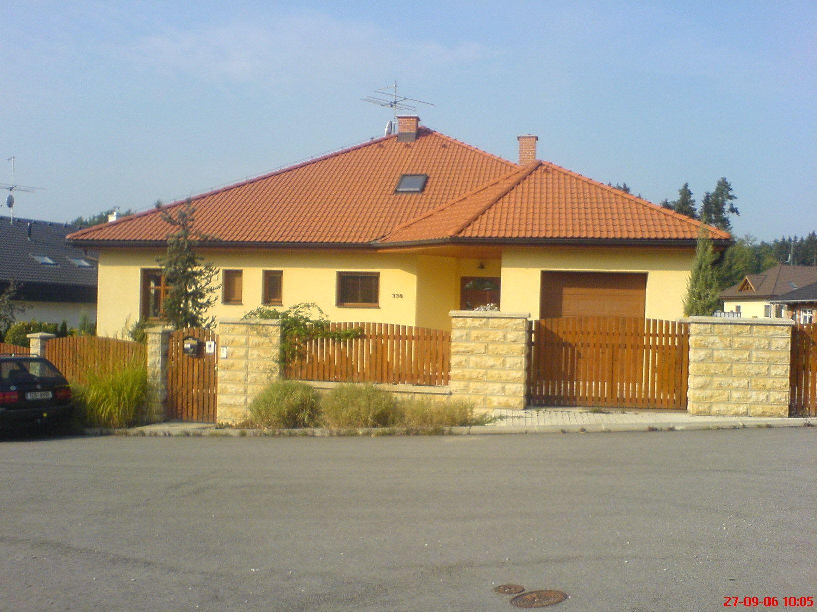 Elektroinstalace - Rodinný dům - České Budějovice