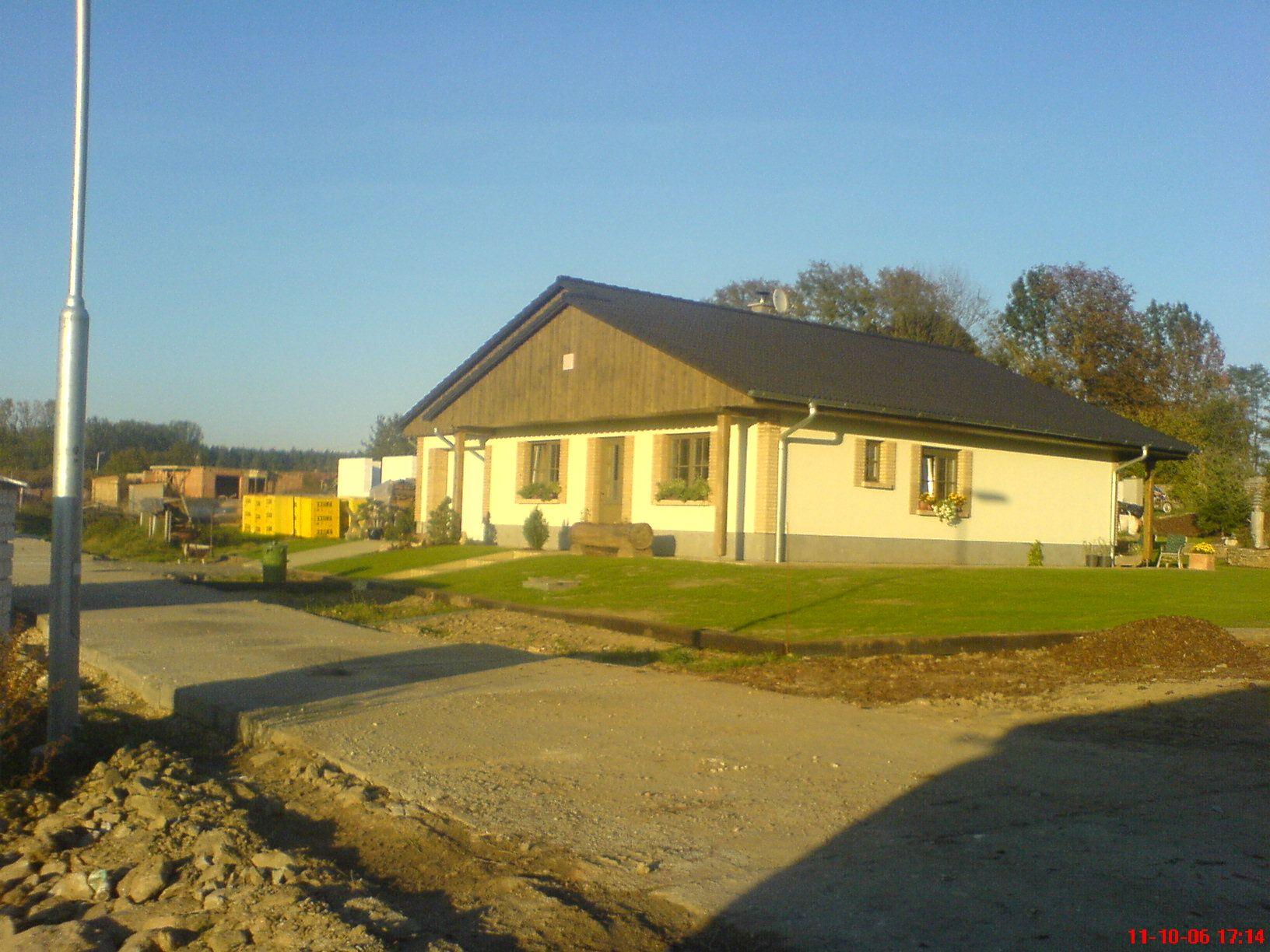 Elektroinstalace - Rodinný dům - Myslkovice
