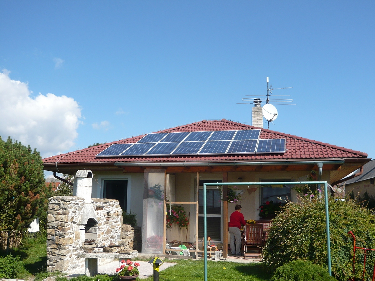 Fotovoltaika Bernartice, Jestřebice 2,88 kWp