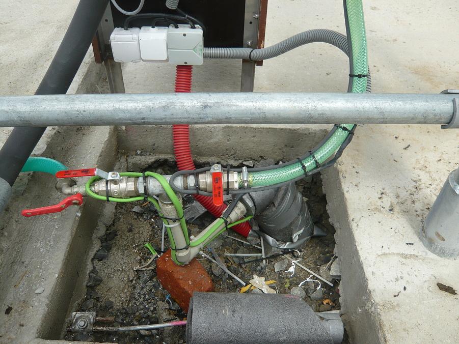 Ochrana potrubí